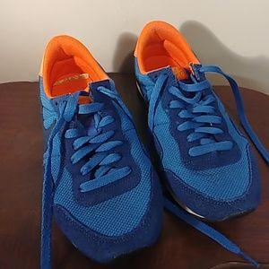 Nike airmax blue/coral size 8 women